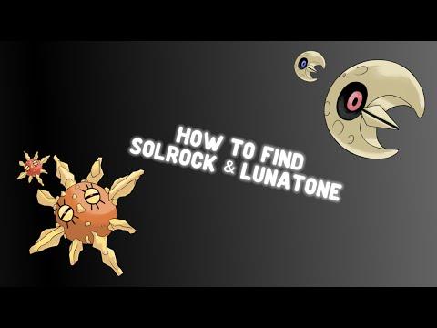 Where to Find Solrock & Lunatone - Project Pokemon ROBLOX