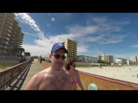 Daytona Beach Vacation Florida 2016