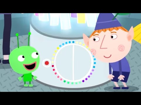 Ben and Holly's Little Kingdom   Best of Aliens! (60 MINS)   Kids Cartoon Shows