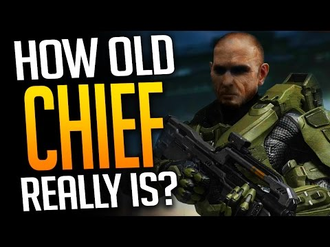 How Old Is Master Chief In Halo?