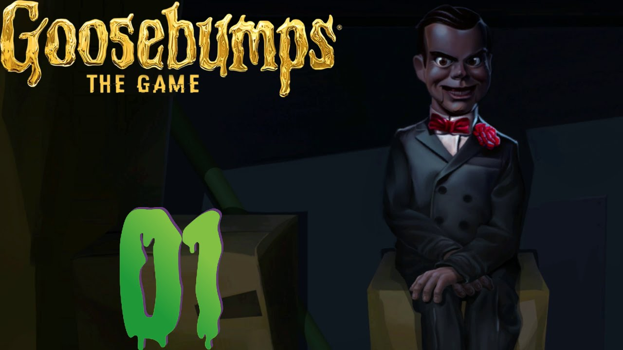 Goosebumps: The Game - Part 1: Viewer, Beware, You're In ...