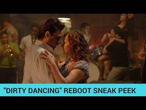 'Dirty Dancing' Remake Trailer is Officially Here!