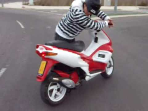 gilera runner sp50 tuning by cristian youtube. Black Bedroom Furniture Sets. Home Design Ideas