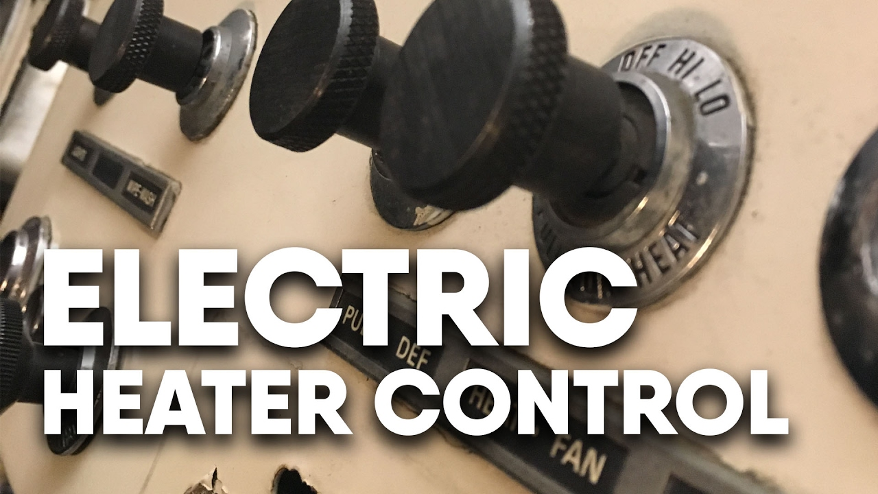 Early Bronco Electric Heater Control Mod - H2 #13 - YouTube on vintage air a/c compressor, air suspension control valve, vintage air heater cable, vintage air expansion valve, vintage air horn, vintage air heater core, vintage air control panel, pneumatic control valve, vintage air hose, vintage air control module, air compressor check valve, vintage air parts, vintage air system, vintage air compressor brackets, vintage heat and air, 506101 servo valve, vintage air heater installation, vintage air grille, vintage air louvers, heat control valve,