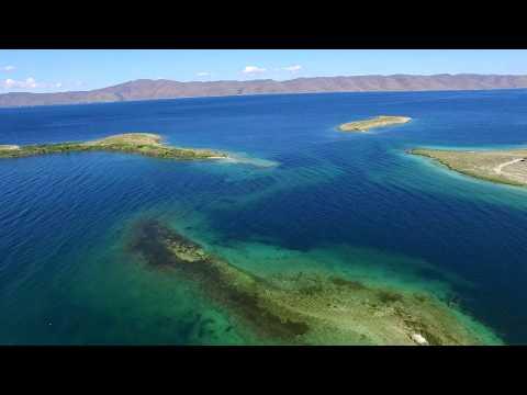 Natural Video /Lake  Sevan