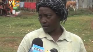 Kiagi residents in Nyeri concerned over contaminated water in River Ragati