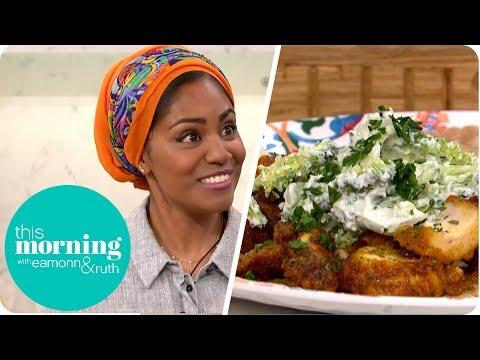 Nadiya Hussains Healthy Chicken Shawarma | This Morning