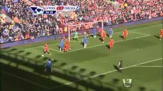 ผลฟุตบอลพรีเมียร์ลีกอังกฤษ ลิเวอร์พูล 2 2 เชลซี
