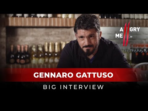 GENNARO GATTUSO big interview  (english subtitles)