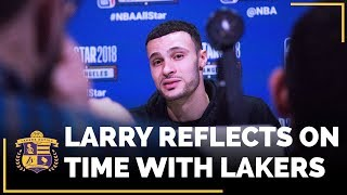 NBA All-Stars 2018: Larry Nance Jr. Reflects On Time With Lakers, Playing In Cleveland