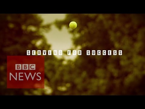 Serving for Success: Anyone for tennis?