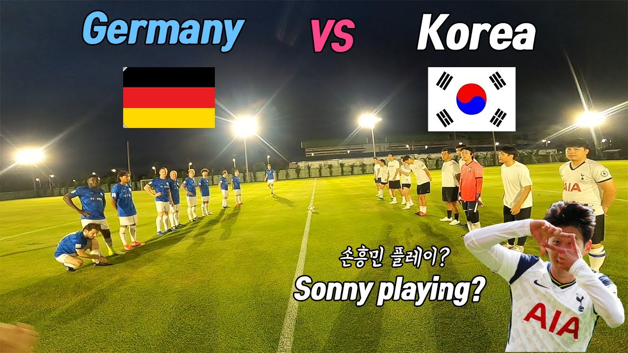 Download I tried Son Heung Min play against Germany