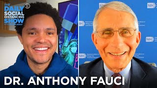 Dr. Anthony Fauci - Getting Politics Out of Public Health | The Daily Social Distancing Show