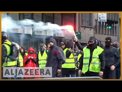 🇫🇷Paris braces for more yellow vest protests l Al Jazeera English