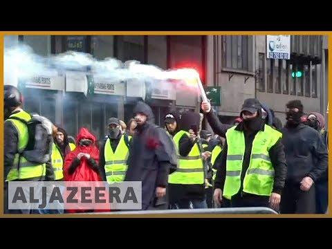 🇫🇷Paris braces for more yellow vest protests l Al Jazeera English