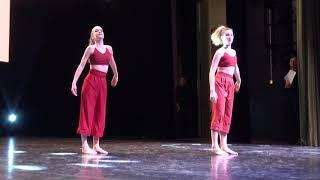 00020 Starptautiskajā horeogrāfijas konkursā-festivālā