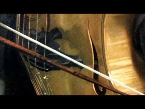 Prelude for 2 Bass Viols by Michel de la Barre