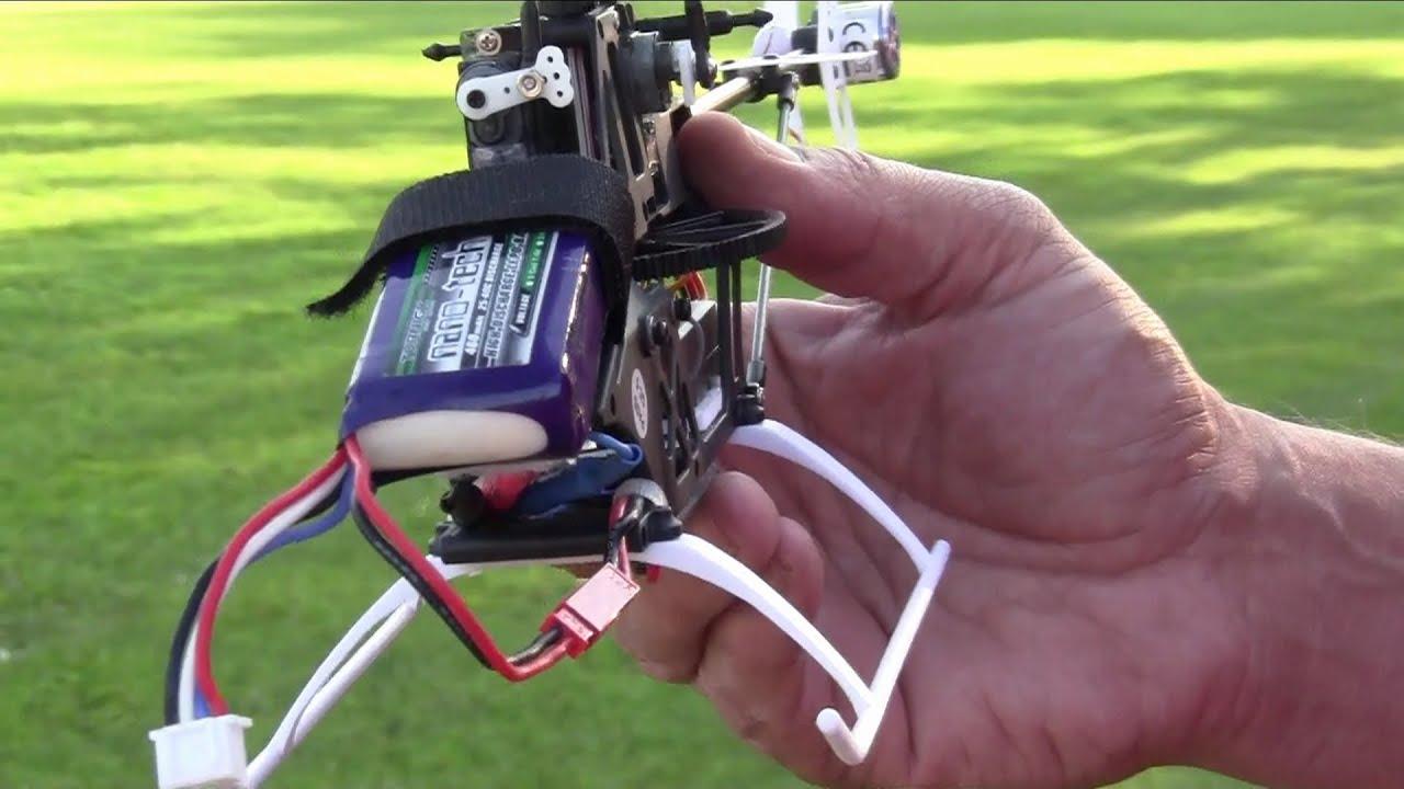 Особенности выбора аккумулятора для вертолета 3,7 V