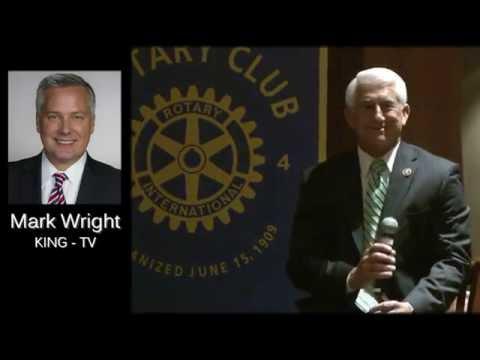 Rotary Luncheon May 27th 2015 Congressman Dave Reichert