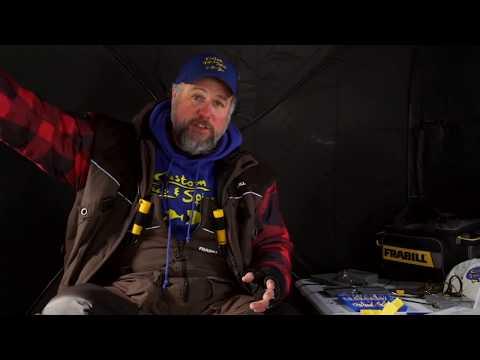 Walt's Three Must-Have Ice Fishing Jigs