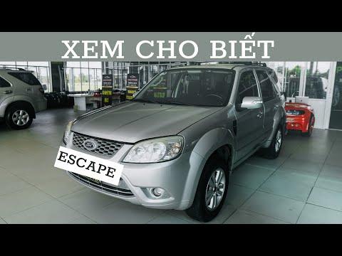 Ford Escape 2013 hàng hiếm chất đẹp chủ cũ cực cẩn thận giữ gìn|FB: OTO KIM TAM|