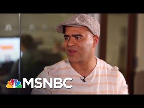 'Hamilton' Star On Performing For President Obama | MSNBC