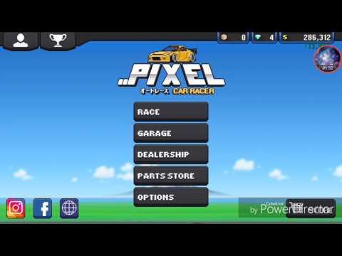 Pixel Car Racer #1 | The xxMasterDashxx