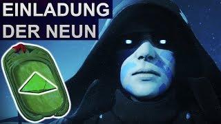 Destiny 2: Einladung der Neun (Deutsch/German)