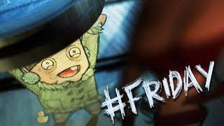 """#friday"" Music Video Animation - Jayme Gutierrez"