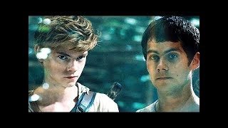 Томас и Ньют - целуй...