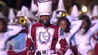 talladega college marching band the 2017 inaugural parade