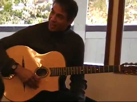 Djangofest NW 2003 - Angelo Debarre Guitar Seminar Saturday Oct. 4, 2003 - Part 1