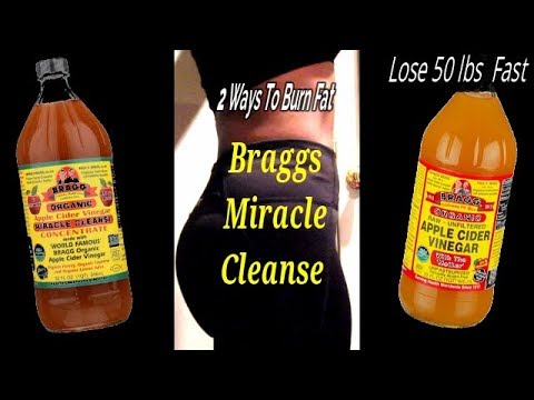 How To Lose Weight Fast | The New Braggs Apple Cider