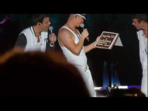 NKOTB Mixtape - Happy Birthday Donnie aka JON SINGS WHAT?!
