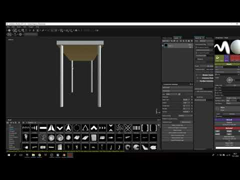 How to go from Blender to Substance Painter to Unreal Engine (UV unwrap)