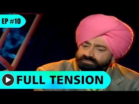 Full Tension - Episode #10 - Alcoholism - Jaspal Bhatti Shows - Best 90s TV show