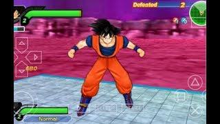 Dragon Ball Z Tenkaichi Tag Team - Super Kakarot Ultra Instinct 2