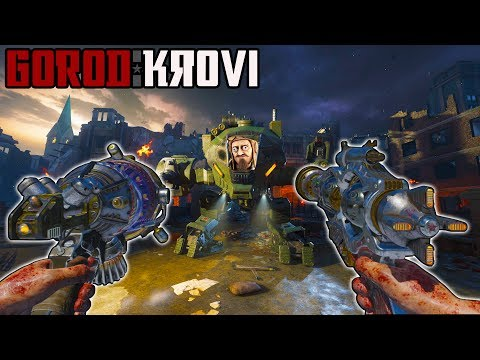 'GOROD KROVI' SOLO EASTER EGG - FIRST ATTEMPT EVER! (Call of Duty Black Ops 3 Zombies LIVE)