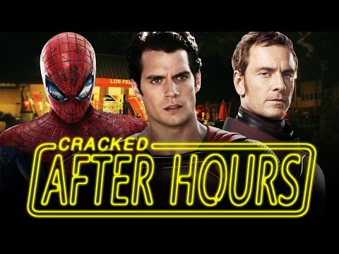 The Inevitable Future Of Each Superhero Universe  After Hours