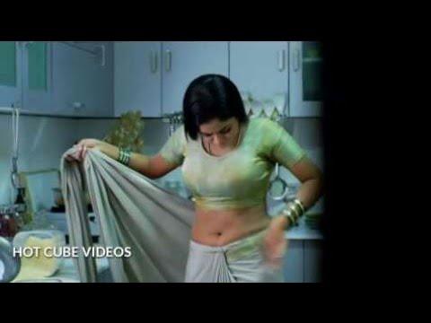 Poorna hot navel scene