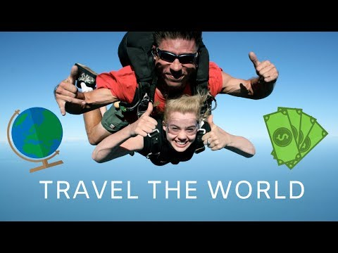 How I Afford To Travel So Much | 10 Money Saving Tips