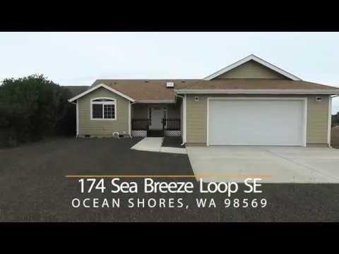 174 Sea Breeze Loop SE Ocean Shores, WA