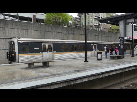 MARTA Transit: 1979/1986 FB/Hitachi CQ310/CQ311 Red Line at Lindbergh Center Station (Southbound)