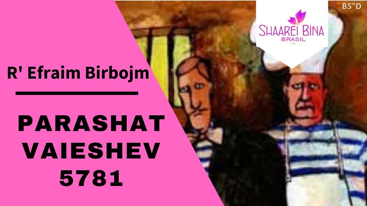 Parashat Vaieshev 5781/ 2020