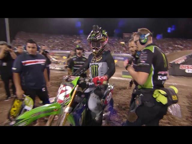 250SX East/West Showdown highlights - Las Vegas