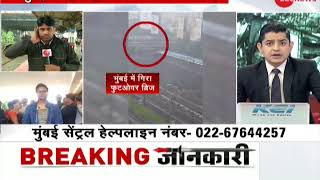 Andheri bridge Collapse: Trains in western suburban section diverted