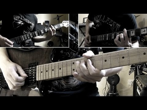 Guitar guitar cover with tabs : Iron Maiden - The Man Of Sorrows guitar cover with tabs - YouTube