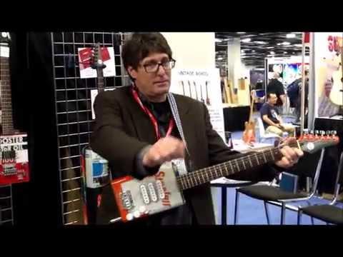 Namm 2014 - Bohemian Guitar Demo