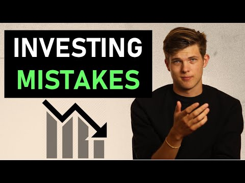 6 Investing Mistakes Beginners Make In The Stock Market