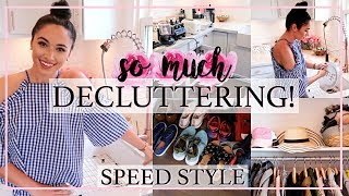 REAL LIFE CLEANING AND DECLUTTERING MOTIVATION | SPEED CLEAN WITH ME 2018 | Alexandra Beuter